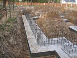 Строительство фундамента под ключ. Махачкалинские строители.