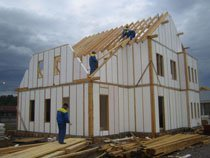 каркасное строительство домов Махачкала