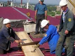 Ремонт крыш в Махачкале. Строительство и отделка кровли. Кровельные работы в Махачкале. Отделка