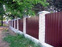 Строительство заборов, ограждений в Махачкале